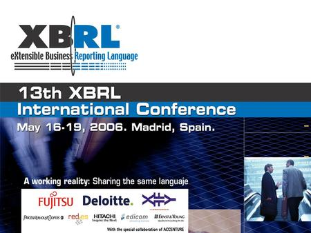 XBRL for Statistical Reporting Giuseppe Sindoni Eurostat Statistical Information Technologies.