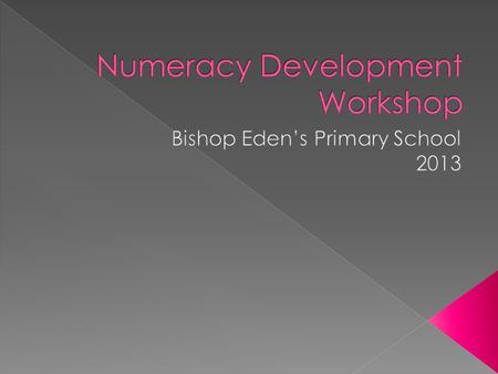  Maths  Mental Maths  Problem Solving  Numeracy and Mathematics in Curriculum for Excellence.