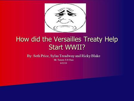 how did the versailles treaty help The united states rejected the treaty of versailles due to the  how did the treaty of versailles  the united states to help germany rebuild as a.