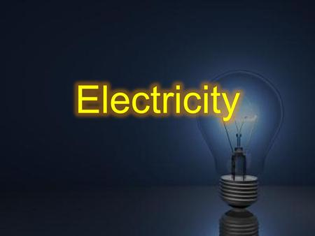 What is Electricity? Electricity refers to the flowing motion of electric charge. Electricity refers to the amount of imbalance between quantities of.