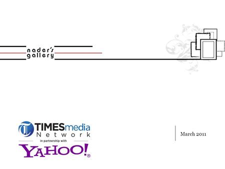March 2011. Agenda Goals & Objectives Your Audience Solutions Our Commitment.