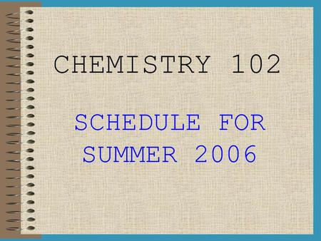 chm 102 syllabus Vccs course equivalency guide - c  (chm) chemistry vccs course : liberty university equivalent:  chi 102: beginning chinese ii: 5 .