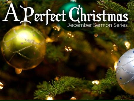 The Perfect Gift I.The Perfect Gift Examined The Perfect Gift I.The Perfect Gift Examined A. It is Undeserved.