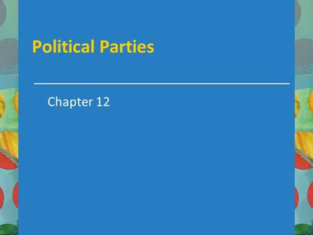 the role of electoral campaigns in american democracy Political institutions, economic growth, and democracy: political institutions, economic growth, and assessing the role of political institutions in economic.