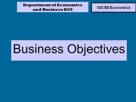 Ocr Level 3 Cambridge Technicals In Business Ppt Video