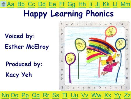 Happy Learning Phonics
