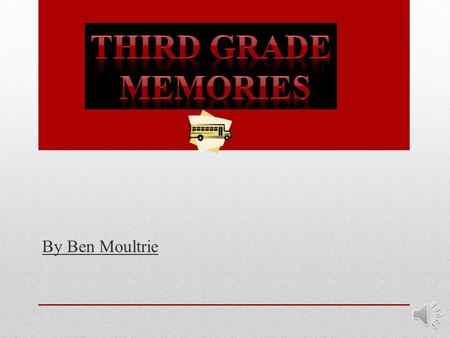 By Ben Moultrie Ben Moultrie Baseball player Football player Smart Friendly.