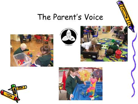 The Parent's Voice. EYFS Stage Profile An EYFS Profile is a legal document that enables year 1 teachers to plan an effective, responsive and appropriate.