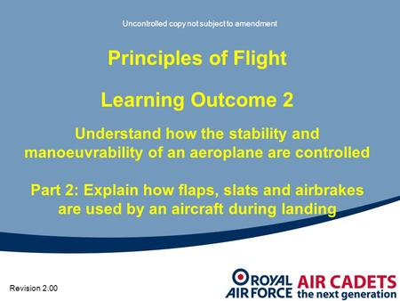 learning outcome 3 understand the possible
