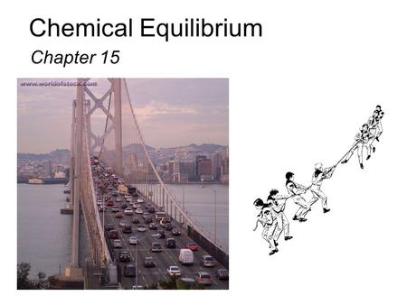 Chemical Equilibrium Chapter 15. 15.8 Write the expressions for the equilibrium constants K P of these thermal decompositions: