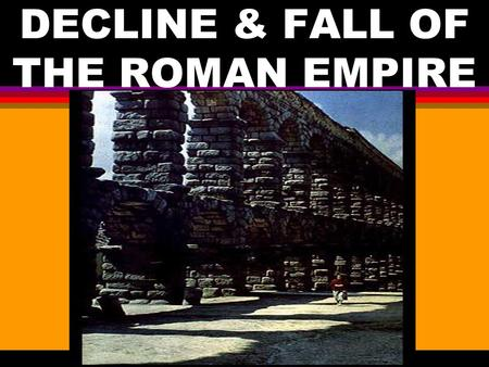 explain the reasons for the fall Romeinfo - fall of the roman empire, decline of rome, history of ancient rome, reasons for the fall of roman empire, moral decline of rome.