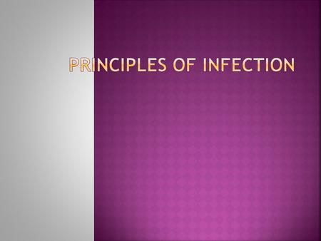 " Aseptic practices: used to keep an area free of disease producing microorganisms  Medical Asepsis: ""clean technique"", purpose is to keep a clean environment."