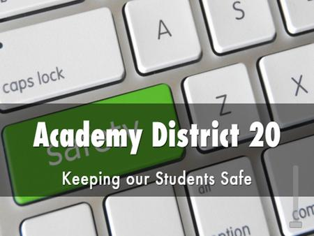 Policy and Procedures IJND – Appropriate Use of Technology for Students Student Responsibility Exercise good judgement while using digital resources All.