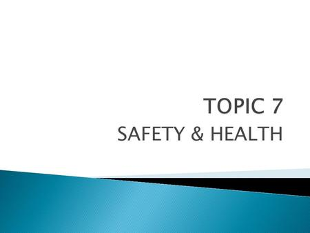 "SAFETY & HEALTH.  Watch the video and try to answer the following questions. 1. What is a ""ship-breaking"" industry? 2. Which country is popularly known."