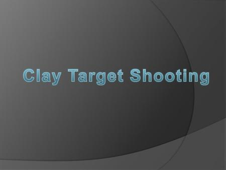 About us The CPSA is the National Governing body for Clay Target Shooting in England.National Governing body Based at the National Shooting Centre, Bisley,