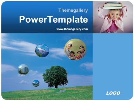 LOGO Themegallery PowerTemplate www.themegallery.com.