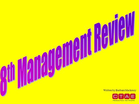 Written by Barbara Mackessy. time management decision making stress management money management 1 2 3 4 5 1 2 3 4 5 1 2 3 4 5 1 2 3 4 5 1 2 3 4 5 Tasks.