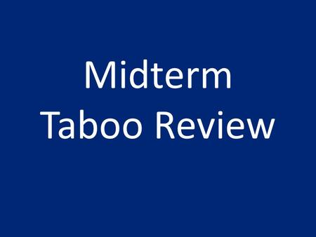 an overview of midterm federalism as a government system in 1787 Division of power between branches of government and between the federal and state governments, slavery, trade, taxes, foreign affairs, representation, and even the.