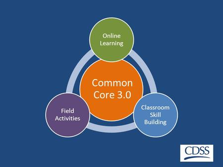 Common Core 3.0 Online Learning Classroom Skill Building Field Activities 1.