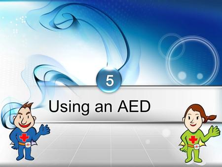 Using an Automatic External Defibrillator (AED) Korean Red Cross Important Definitions  Ventricular Fibrillation (VF): The most common abnormal rhythm.