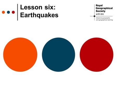 Lesson six: Earthquakes. Folkestone 28 th April 2007  Kent.html.