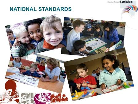 NATIONAL STANDARDS. Overview: 1.Understanding the vision 2.Consultation feedback and what's changed 3.2010 – actions 4.Support and resources 5.Discussion.