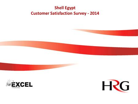 Shell Egypt Customer Satisfaction Survey - 2014. -Total number of surveys sent out : 155 messages. -Total number of responses received : 22 response.