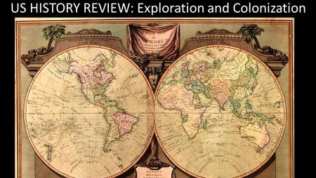 reasons for exploration and colonization Economic and religious reasons for exploration and colonization name 09/23/14 world history the economic and political causes of european exploration and colonization by 1400s, european.
