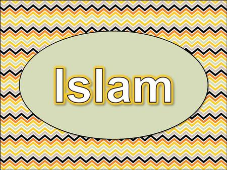 "Islam began around 622 CE in Southwest Asia. In Arabic, Islam means ""surrender to the will of Allah"" (God). Followers of Islam are called Muslims, and."