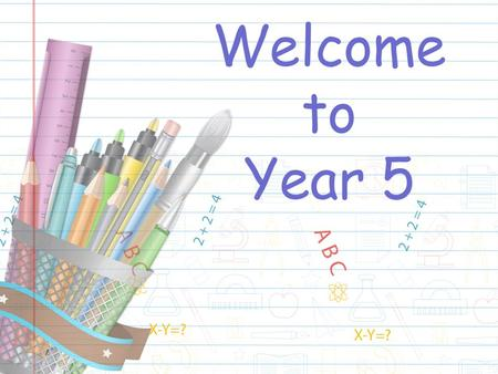 Welcome to Year 5. Miss Kettle Mrs Mills Mrs Penketh/Miss Dring Mrs Bailey Our Team.