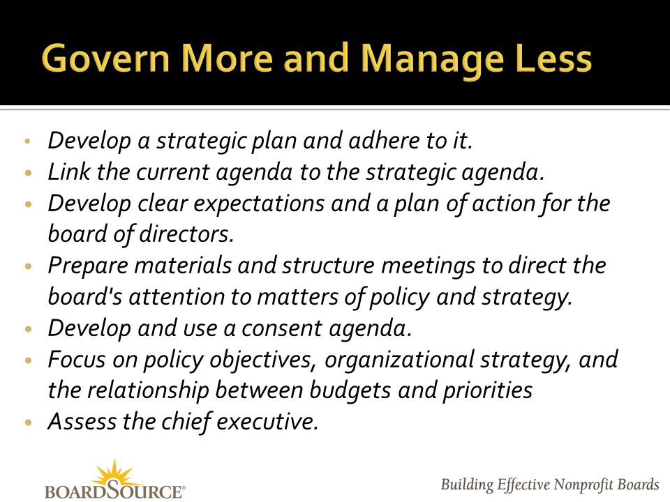  Leadership transitions are the responsibility of the board  Every CEO leaves sooner or later  Succession planning in the nonprofit sector does not equal internal grooming 13