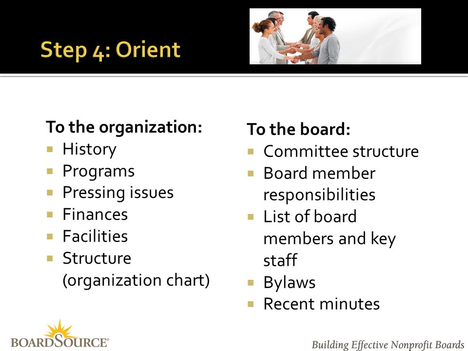  Involve them in committees or task forces. Hold everyone accountable.