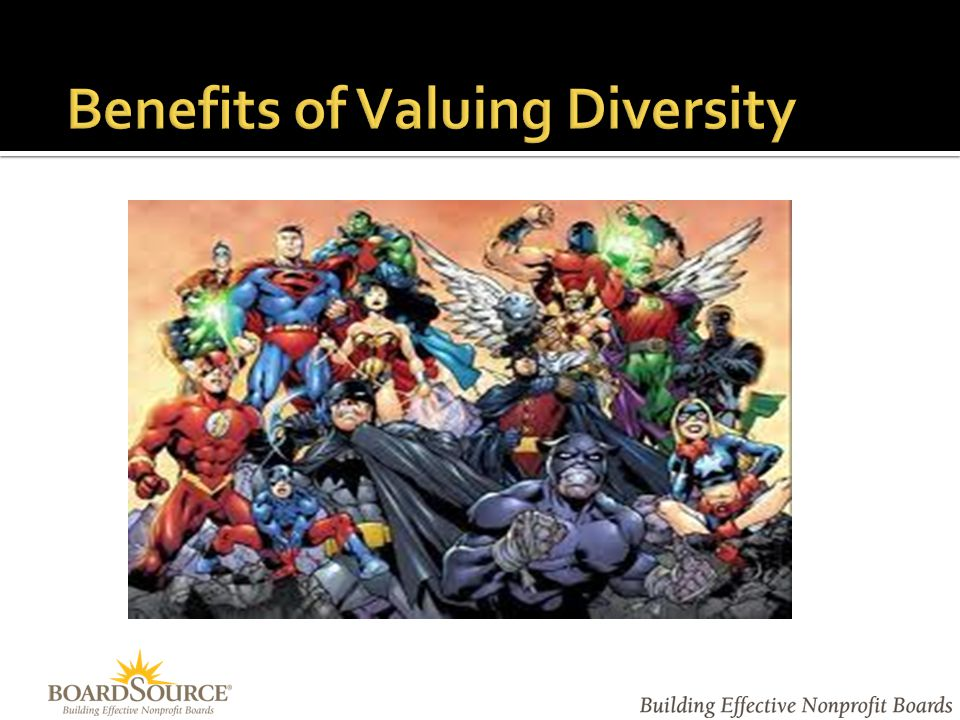 …diversity leads to more innovation, more outside-the-box thinking and better governance… To unlock the benefits…boards must learn to work with colleagues who were selected not because they fit in—but because they don t.