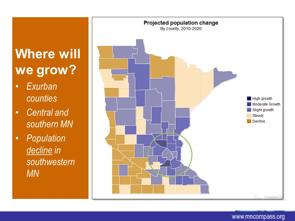 Our older adult population will double by 2030.