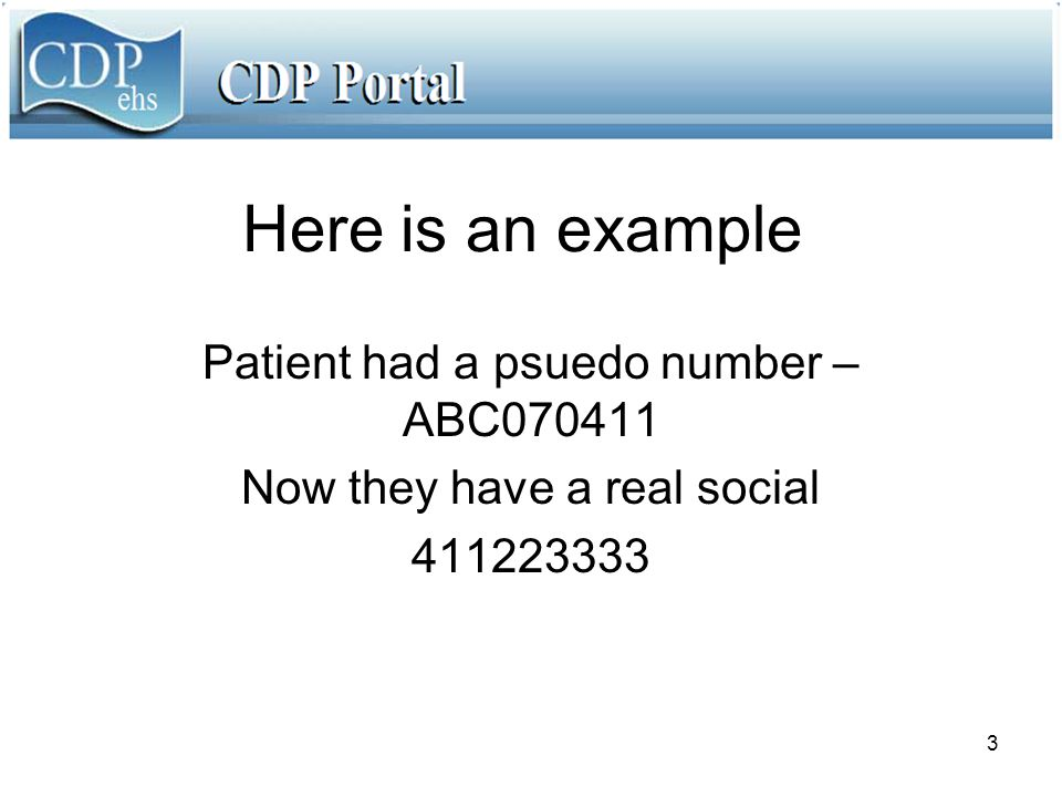 4 Before you do the PCCK Make sure that the new number does not already exist on the Portal.