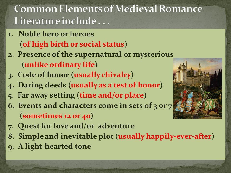 The characteristics of these tales make them very similar to the classical tales of Roman mythology.