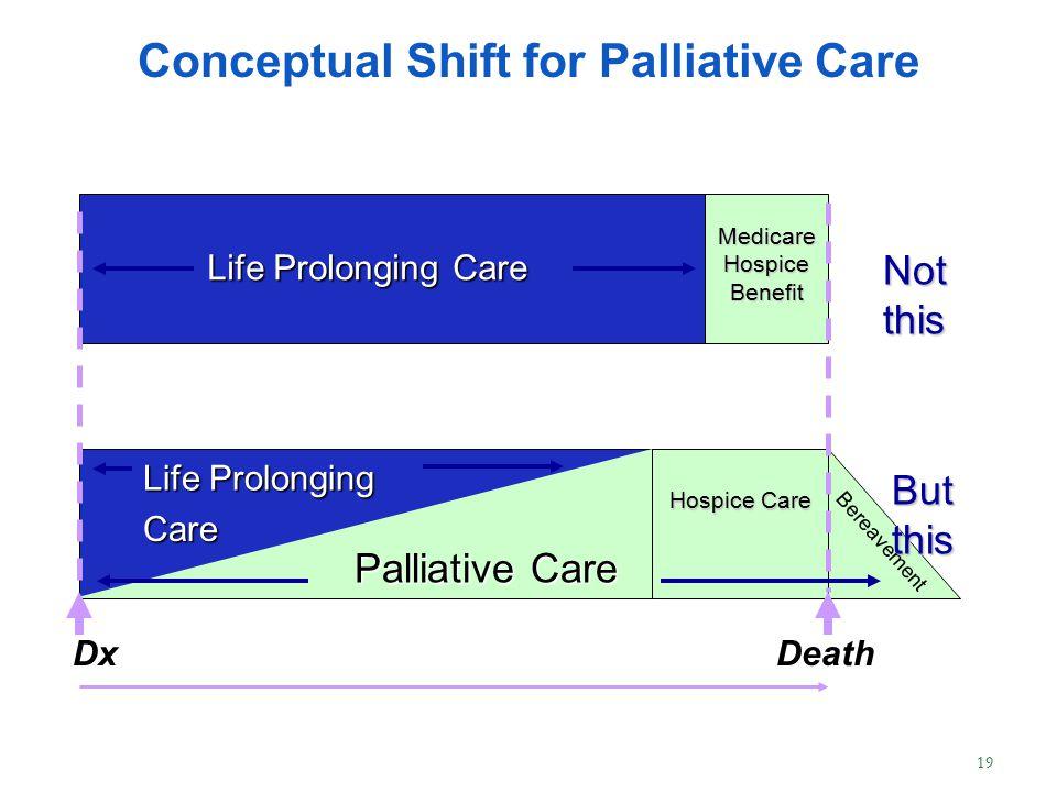 New Model for Palliative Care
