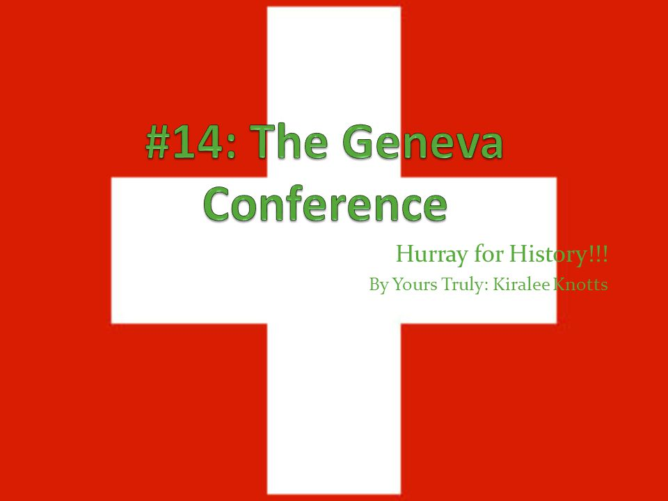 The Geneva Naval Conference of 1927 This conference was held to discuss the naval arms limitation Limitations on battleships and aircraft carriers were established in the treaties of the Washington Naval Conference (1921-22) President Coolidge, in February of 1927, called to the Big Five Powers to discuss the issues of naval rivalries.