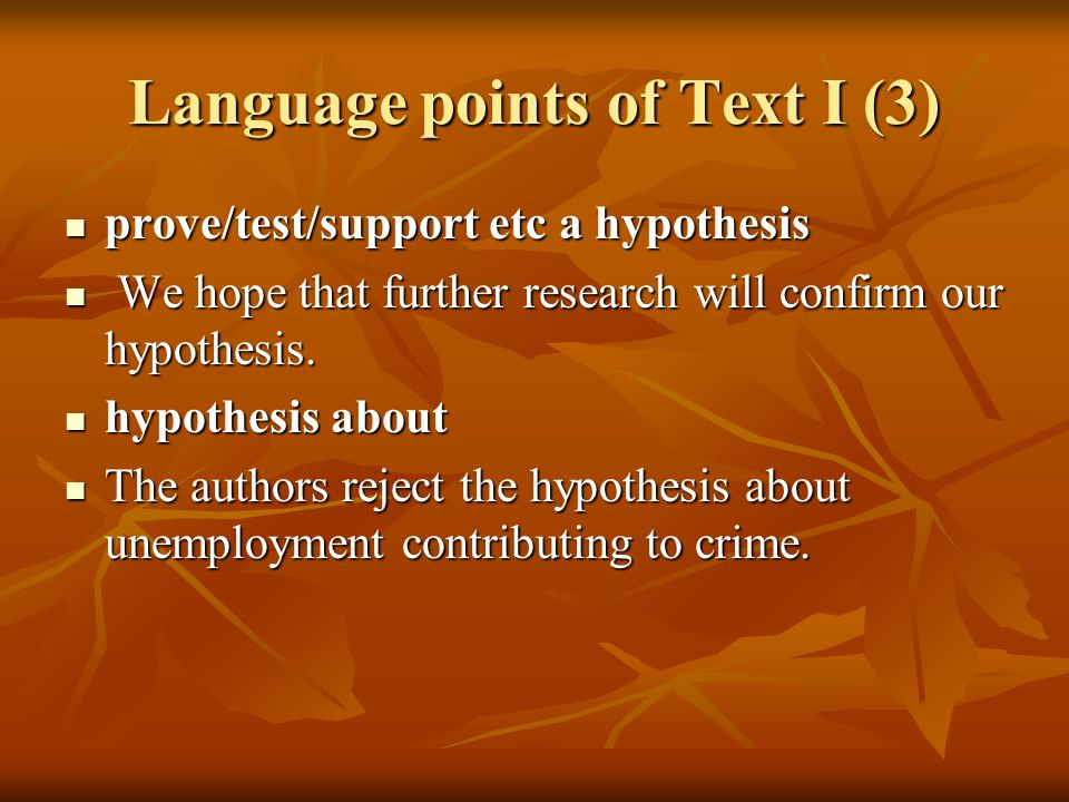 Language points of Text I (4) abound: to exist in very large numbers or quantities abound: to exist in very large numbers or quantities These essays abound in wit These essays abound in wit I have visited several places abounding with deer.