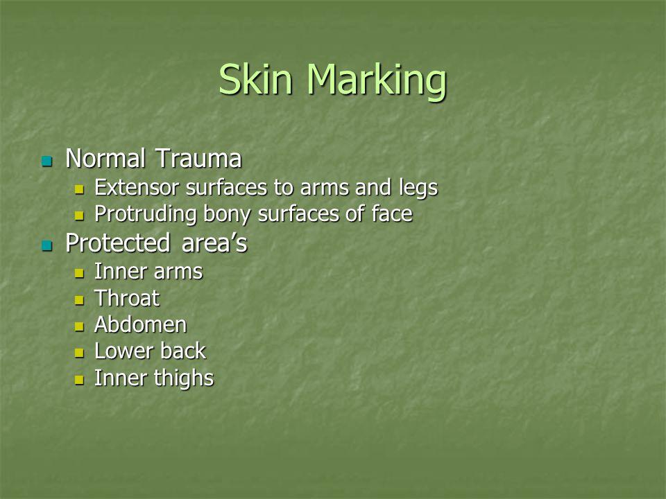 Skin Marking Dating Bruises.Dating Bruises.
