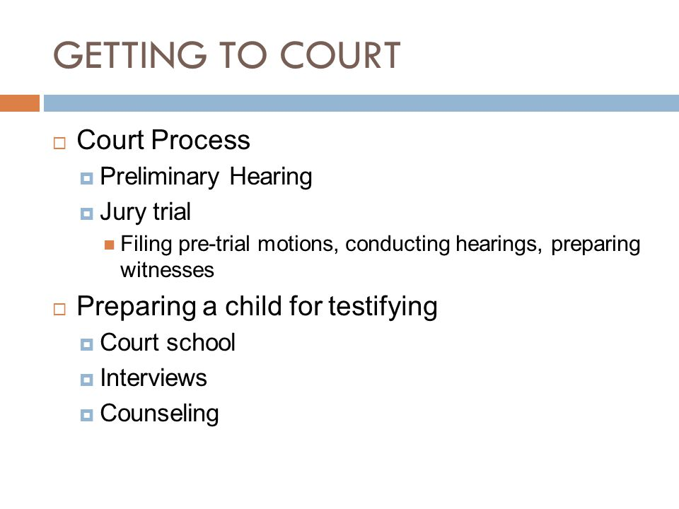 APPLICABLE LAW-CHILD HEARSAY  Title 12 § 2803.1  A.