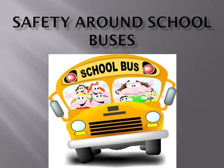 When a stopped school bus flashes its red light(s), traffic approaching from either direction, even in front of the school and in school parking lots,