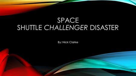 engineering ethic of the challenger space