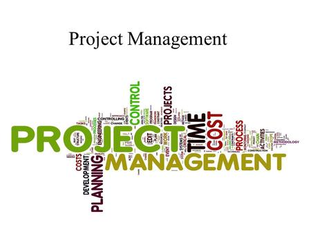 Project Management. What is a Project? Planned set of interrelated tasks to be executed over a fixed period and within certain cost and other limitations.