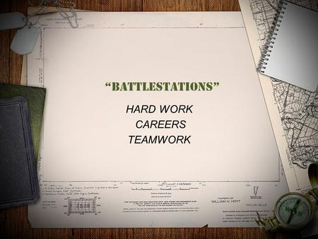 """Battlestations"" HARD WORK CAREERS TEAMWORK. ""Battlestations"" THIS IS WAR AND YOU ARE IN IT!!!!! 2 Timothy 2:3 SUFFER HARDSHIP WITH ME, AS A GOOD SOLDIER."