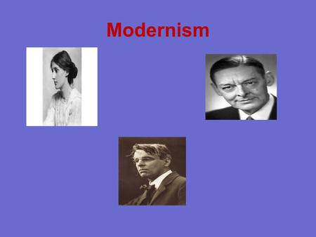 Modernism. In the 1880s a strand of thinking began to assert that it was necessary to push aside previous norms entirely, instead of merely revising past.