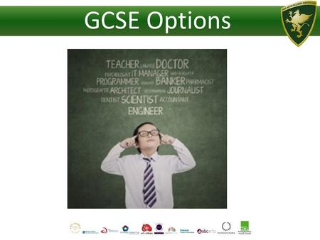 GCSE Options. The World is Changing The Options process is a way of preparing students for: -A rapidly changing world… -A highly competitive world… -A.