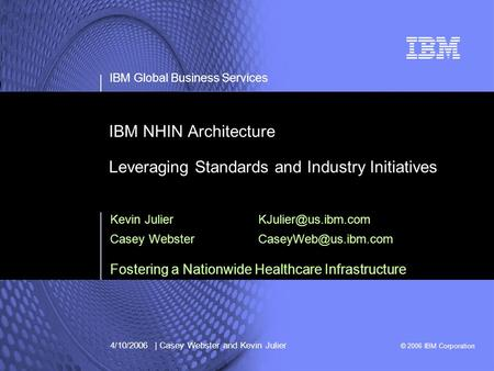 ibm globally integrated enterprise essay