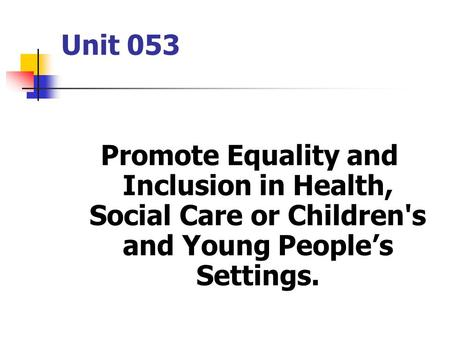 unit 304 promote children and young Free essays on unit 304 promote children and young people s positive behaviour 1 2 get help with your writing 1 through 30.