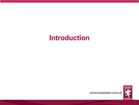 Introduction. Service Update Property Investment Residential Care to Supported Living New Business Recruitment and Retention.